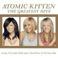 """ATOMIC KITTEN """"THE GREATEST HITS"""" CD NEUWARE"""