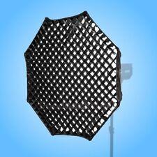 "Godox Octagon 140cm / 56"" Grid Honeycomb Softbox for Bowens Studio Flash Strobe"