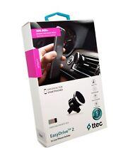 ttec Magnetic Magnet Car Phone Holder For iPhone Samsung Universal 360° Black