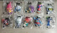 MCDONALD'S Happy Meal 2020 TROLLS WORLD TOUR TOYS Complete Set SHIPS IMMEDIATELY