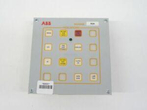 ABB 2524008511 Marine Indications Control Panel 3D De 300 637-2/RC11