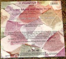 "NIRVANA PENNYROYAL TEA ORIGINAL 7"" VINYL 1994 NIRVPRO-3"