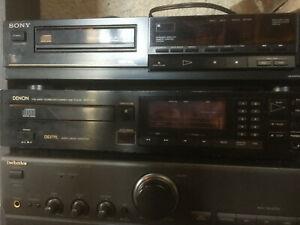 Platine CD DENON DCD 1300 Vintage
