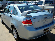 Fits 2008 - 2011 Ford Focus Custom Spoiler GT Wing Texas Style NEW