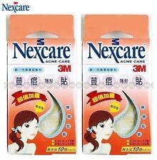 92 pcs [3M Nexcare] Acne Dressing Pimple Stickers Patch Combo