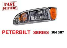 2008 2009 2010 2011 PETERBILT 386 387 Headlight w/Bulbs P54-6010 DRIVER- LEFT