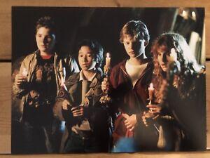 FIVE Goonies Movie 16x12 Photographs / Photos x5 Classic 80's Film. Rare Images.
