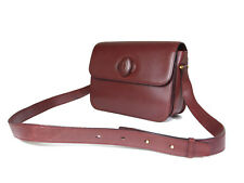 Auth CARTIER Cartier Must De Vintage Bordeaux Cross-Body Shoulder Bag CS15381L