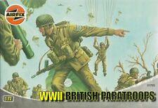 Airfix 1/72 (20mm) WWII British Paratroopers