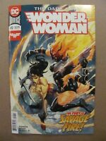 Wonder Woman #49 DC Universe 2016 Series The Dark Gods 9.6 Near Mint+