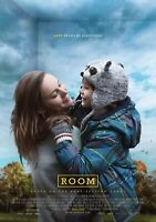 THE ROOM Movie PHOTO Print POSTER Film Art Brie Larson Jacob Tremblay Oscar 001