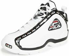 FILA MENS GRANT HILL 2 REPEAT WHT/BLK/RED 1BM00739-113
