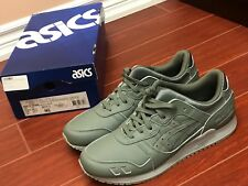 Asics Onitsuka Tiger Gel Lyte 3 III Agave Green - Size 12US NDS Leather