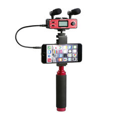 Saramonic SmartMixer Pro Stereo Recording Rig for iPhone/Andoid Smartphones