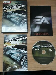 Need for Speed Most Wanted PC (2005)