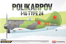 Academy 1/48 Polikarpov I-16 tipo 24 # 12314