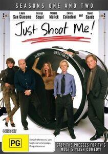 Just Shoot Me! : Season 1-2 (DVD, 2015, 4-Disc Set)