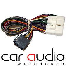 Autoleads PC2-105-4  Lexus IS200 IS300 Amplifier Bypass Wiring Harness Adaptor