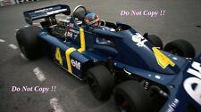 Patrick Depailler Tyrell P34 Monaco Grand Prix 1976 Photograph
