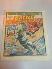 BATTLE ACTION FORCE BRITISH WEEKLY IPC 14TH SEPTEMBER 1985^