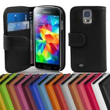 Case for Samsung Galaxy S5 MINI / DUOS Phone Cover Card Slot and Pocket Wallet