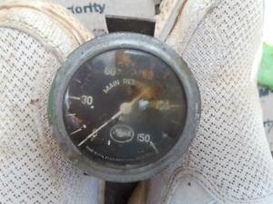 MACK Truck Main Air Pressure Gauge vintage antique semi brake