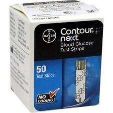 CONTOUR Next Sensoren Teststreifen 50 St