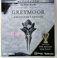 The Elder Scrolls Online - Greymoor - Collector's Edition - PC Physical delivery