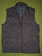 $225. Men's Black Quilted Vest (S) POLO-RALPH LAUREN