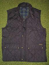 $225. Men's Black Quilted Vest (S) POLO-RALPH LAUREN