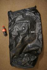 "New Eddie Bauer Black 43x25"" Canoe Pack Backpack Dry Bag Whitewater Hydraulic"