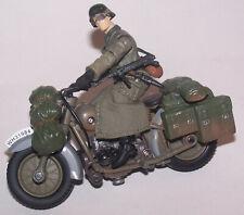 Indiana Jones Last Crusade German Soldier with Motorcycle Action Figure