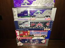 1995-1998 ALL STAR BASEBALL GAME TRAILERS/MATCHBOX/WHITE ROSE COLLECTIBLES