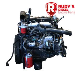 Isuzu diesel NPR NQR 92-98 3.9 4BD2-TC good running engine
