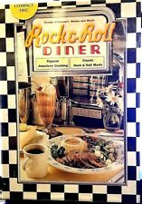 Rock & Roll Diner Popular American Cooking,Classic Rock and Roll Music (Book/CD…