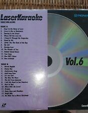 Kareoke Pioneer Laserdisc