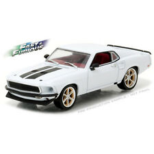 Greenlight 1969 Ford Mustang Anvil Halo Fast and Furious 6 Roman's W 1:43 86236