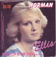"""""""7"""" - ELLIS - Norman - niederländische Version - sehr RAR !!!"""