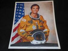 NASA Astronaut Bob Crippen Official 8x10 Auto Pen Facimile Signed Photo JB10