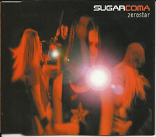 Sugarcoma Zero Star RARE TRX & VIDEO CD Britney Spears REMAKE COVER TRK SEALED