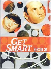 Don Adams: Get Smart Season 2  All 30 Eps BRAND NEW, BUT UNSEALED! Region 1