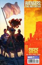 Avengers: The Initiative #35 Siege Comic Book - Marvel