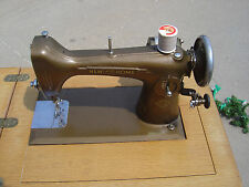 """Vintage - """"New Home Sewing Machine"""" """"Light Running""""                          n3"""