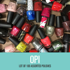 OPI Nail Polish Lot of 100 Assorted Colors - 0.5 oz each