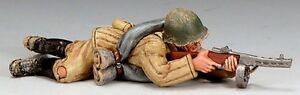 KING & COUNTRY FALL OF BERLIN RA020 RUSSIAN INFANTRY PRONE FIRING MIB