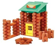 NEW OTHER- Kid Connection Wood Logs Building Set 100 Piece Age 3+