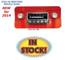 Custom Autosound MS-SBR - 1964-66 Mustang/Falcon w/Std Int Slide Bar Radio