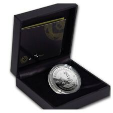 Unopened sealed 50th Anniversary 2017 1 oz .999 silver proof Krugerrand.