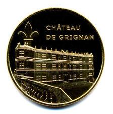 26 GRIGNAN Château 3, 2018, Monnaie de Paris