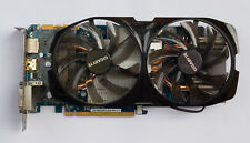 Gigabyte GeForce GTX 660 ti 2gb GDDR 5 PCIe windforce 2x tarjeta de vídeo